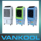 Ventilador evaporativo móvil de la refrigeración por aire de Jordania con Niza diseño en hogar usar