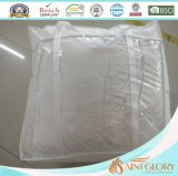 Pista de colchón sintetizada ajustada Anti-Alergia de Micerfiber del poliester de Qulited