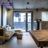 Sala de estar esmaltada nuevo diseño alto Quanlity antideslizante del suelo de la cerámica del azulejo
