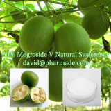 Подсластитель выдержки плодоовощ монах 50% Mogroside v естественный