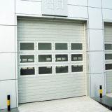 オーバーヘッド部門別のドアの縦の上昇のドア