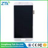 Агрегат экрана LCD испытания 100% для края Samsung S6