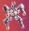 家庭電化製品のための装飾的な鋳造物