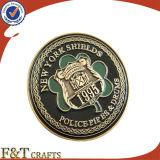 La fabbrica direttamente vende la moneta di sfida del metallo/la moneta dell'oggetto d'antiquariato moneta del ricordo