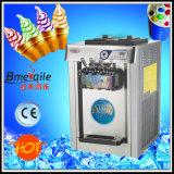 Máquina do iogurte congelado da máquina do gelado de delicado do aço inoxidável