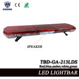 Lente azul LED de luces de Ambulancia