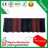 Línea de productos de piedra de China del azulejo de material para techos de la capa de los materiales de construcción
