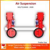 Ycas-003持ち上がる機能空気中断運転席のトレーラーの中断