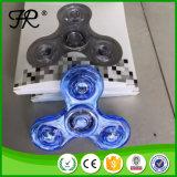 Filatore di plastica della mano di irrequietezza LED EDC per gli anti giocattoli di sforzo