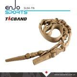 Tacband SL04 Hochleistungszwei Punkt-taktischer Federelement-Riemen Tan