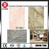 Laminado de mármol de la alta presión del color