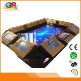 パブのカジノ表のジェット機の宝くじのダイスのゲームの宝くじ機械