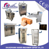 Divisor hidráulico do cortador da massa de pão do Baguette do brinde da máquina do alimento para o equipamento da padaria