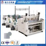 Großhandelschina-Hersteller-Ausgangsgebrauch-Seidenpapier, das Maschine herstellt