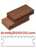 Pavimento de plataforma WPC durável antiderrapante com baixa manutenção 145 * 30