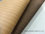 Form-Entwurf Belüftung-synthetisches Leder für Sofa/Möbel/Beutel mit Feuerfestigkeit