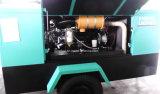 Kaishan Lgcy-12/7トレーラーによって取付けられる採鉱ねじ空気圧縮機