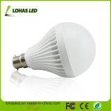 도매가 B22 15W 플라스틱 LED 전구