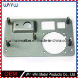OEM/ODMの高精度のカスタマイズされた速い製造者の合金のアルミニウム打つ機械シート・メタル