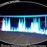 Fontaine de café d'exposition de l'eau