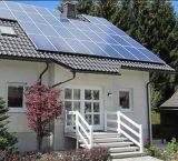 平たい箱またはピッチの屋根のための5kw/20kw太陽電池パネルのパワー系統