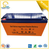bateria 150ah coagulada 12V para o uso solar
