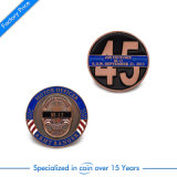 Оптовая изготовленный на заказ монетка сувенира промотирования металла