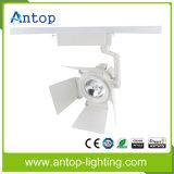 luz de la pista de 15W 20W 30W 40W LED/lámpara del almacén con CRI>97