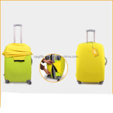 Tampa durável personalizada do tronco da tampa protetora da mala de viagem da bagagem do curso