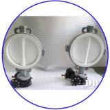 Ggg40 PTFE Oblate-Drosselventil