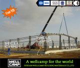 Alto edificio ligero modificado para requisitos particulares de la estructura de acero del estándar los 6m