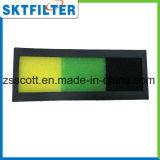 Skt Filterfaker-Schwamm-Schaumgummi