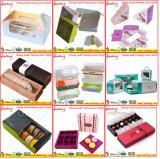 Speziell-Geformte Papiertüten mit Firmenzeichen-Aufkleber/Papierbeutel mit Blumenpatchwork