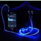 De hoogste Verkopende Hoofdtelefoon van de Oortelefoon van het in-oor van de Fluorescentie met Mic (k-788)