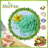 Estado colorido del polvo del fertilizante 30-10-10+Te del fertilizante NPK