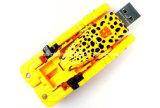 USB Pendrive del plástico del flash de la memoria del USB de la historieta