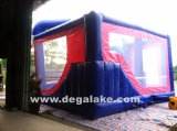 Glacière Gonflable Bouncy Slide Combo, Bounce Castle, Jumping Bouncer