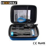 Lumière de plongée de Hoozhu D10 avec 100meters imperméable à l'eau