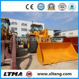 Cinese caricatore della rotella da 6 tonnellate con la benna 3.5 M3