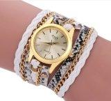 조정 다이아몬드 스테인리스 석영 새로운 숙녀 시계