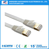 Netz-Kabel der 1.5m Qualitäts-Gold überzogenes Kommunikations-CAT6