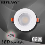 40W Die-Casting 알루미늄 LED 가벼운 Ce&RoHS LED Downlight 옥수수 속 LED Ceilinglight