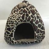온난한 애완 동물 집고양이 개는 애완 동물 침대 애완 동물 감금소 개집을 공급한다