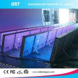 La maggior parte dei schermi di visualizzazione esterni poco costosi del LED di colore completo per lo stadio che fa pubblicità a P10