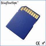 가득 차있는 실제적인 수용량 고속 4GB SD 메모리 카드 (4GB SD)