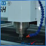 Máquina de estaca do CNC com o eixo 3.0kw do líquido refrigerante do grande formato