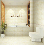 300*600建築材料のインクジェットは内部の浴室の壁のタイルをタイルを張る