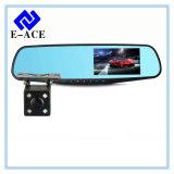 FHD 1080P Dual Lens Car DVR avec affichage côté droit