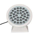 Lumière sans fil de rondelle de mur de l'éclairage DEL de RoHS RGBW de la CE