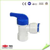 Valve à bille de haute qualité pour réservoir de stockage de pression d'eau de 3,2g